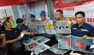 Dirut PT NKE Resmi Tersangka Amblesnya Jalan Raya Gubeng