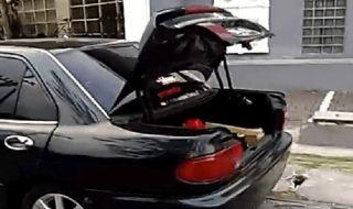 Disekap Dalam Bagasi Mobil, Pemuda Nyaris Tewas