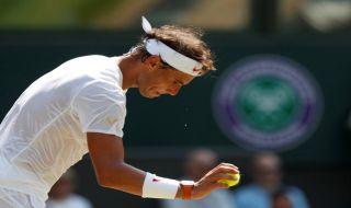 Wimbledon 2018, Rafael Nadal