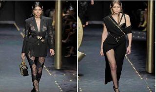pekan mode, milan fashion week 2019, gigi hadid, kendall jenner,