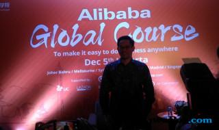 VP Alibaba Group Brian Wong