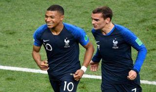 Dua Bintang Timnas Prancis Dilarang untuk Nama Bayi