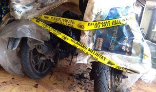 Dua Motor Gosong, Teror Pembakaran Kembali Terjadi di Semarang