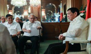 Duterte Marahi Pejabatnya karena Krisis Air di Filipina