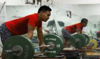 SEA Games 2019, Eko Yuli Irawan, angkat berat, Kemenpora
