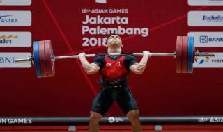 Asian Games 2018, Angkat Besi, Eko Yuli Irawan