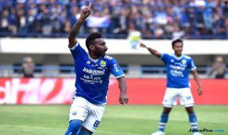 Patrich Wanggai, Persib Bandung, Kalteng Putra, Liga 1 2019