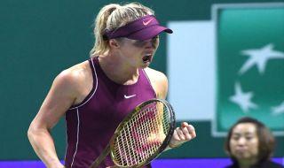 Tenis, Final WTA 2018, Elina Svitolina