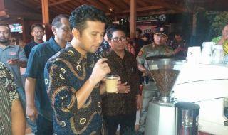 Emil Sarankan Pengusaha Kopi Jawa Timur Perkuat Branding Lokal
