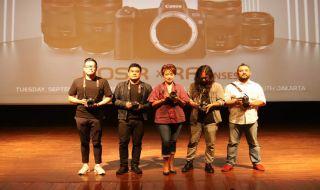 Canon Eos R, Canon Mirrorless Fullframe, Kamera Mirrorless Canon
