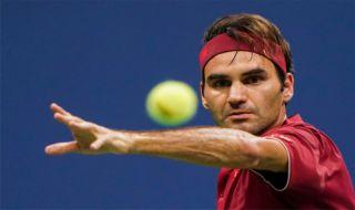 Tenis, AS Terbuka 2018, Roger Federer