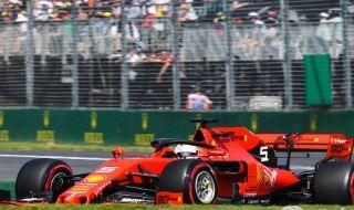 Ferrari Terancam Pecah, Vettel Anggap Leclerc Sebagai Ancaman Besar