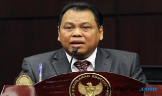 Hakim MK Arief Hidayat