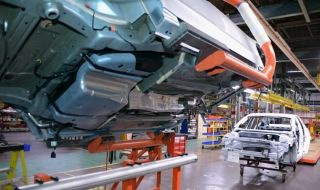 Ford Kucurkan Investasi Rp 12,7 M Untuk Pengembangan Mobil Listrik