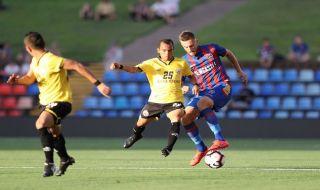 Persija Jakarta, Newcastle Jets, Liga Champions Asia, LCA, AFC Cup 2019
