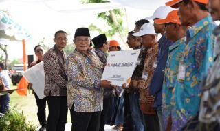 Gapoktan di Kabupaten Malang Terima Bantuan KUR Pengering Padi