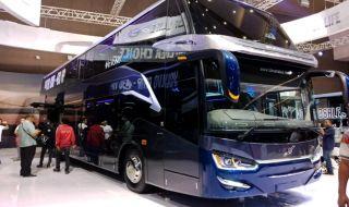 Garap Transportasi Massal, Volvo Luncurkan Dua Bus untuk Indonesia