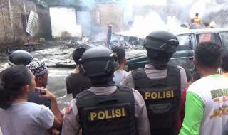 Gegara Ayam Masuk Tanah Sengketa, Konflik Keluarga Berujung Penikaman