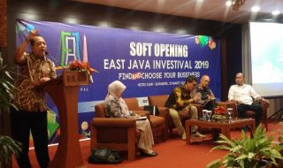 Gelar East Java Investival, Pemprov Jatim Ajak Milenial Berinvestasi