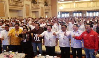 Jokowi dan timsesnya