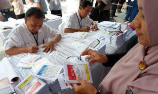 Gelar Simulasi Pencoblosan, KPU Riau Libatkan 100 Pemilih