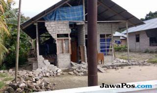 Gempa Bumi, BNPB, Morotai