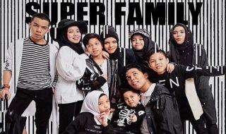 Gen Halilintar Didapuk Jadi Keluarga Paling Fashionable