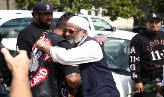 Geng Motor Dukung Komunitas Muslim di Selandia Baru