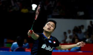 Indonesia Masters 2019, Anthony Sinisuka Ginting, bulu tangkis, Indonesia