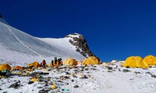 Gletser Mencair, Jenazah Pendaki Terkubur di Gunung Everest Tersingkap