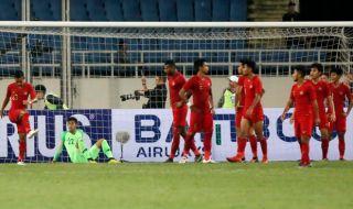 Gol Menit-menit Akhir 'Bunuh' Timnas U-23 Indonesia