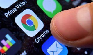 Google Chrome, Chrome mode gelap, Chrome Gelap-gelapan,
