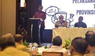 Gubernur Sulsel Minta Seluruh Elemen Persiapkan Pemilu dengan Matang