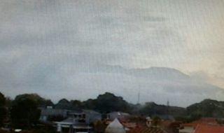 Gunung Marapi Waspada, Warga Diminta Tidak Mendekat Hingga Radius 3 Km