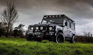 Habiskan Dana Rp 2,7 Miliar, Begini Restorasi Land Rover Off-road 1992