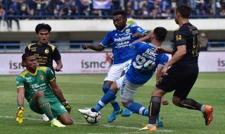 Liga 1 2018, Persib Bandung, PSM Makassar, Patrich Wanggai, Jonathan Bauman