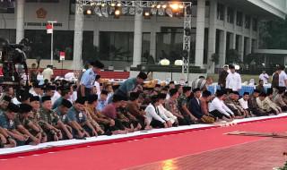 bukber mabes TNI Cilangkap