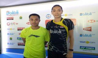 Indonesia Masters 2019, Hafiz Faizal/Gloria Emanuelle Widjaja, bulu tangkis, Indonesia