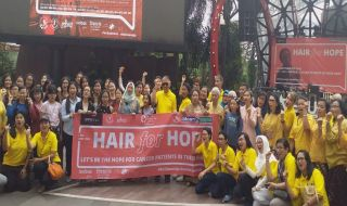 kanker, rambut, donasi rambut,