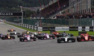 Formula 1 2018, F1, GP Meksiko, Sebastian Vettel, Kimi Raikkonen, Lewis Hamilton, Valtteri Bottas, Daniel Ricciardo, Max Verstappen, Fernando Alonso