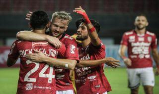 Bali United, Piala Presiden 2019, Mitra Kukar,