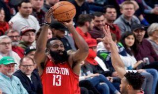 NBA, Houston Rockets, Portland Trail Blazers, basket