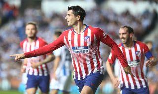 La Liga 2018-2019, Liga Spanyol, Atletico madrid