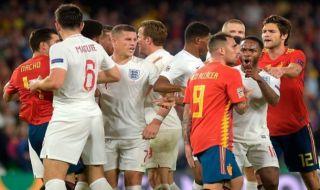 UEFA Nations League, Timnas Inggris, Timnas Spanyol