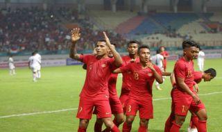 Piala AFF 2018, Timnas Indonesia, Timor Leste, Bima Sakti