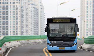 Hore! Transjakarta Sediakan Lima Rute Tangsel-Jakarta