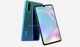 Huawei P30, Huawei P30 2019, Huawei P30 Bocoran