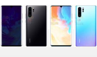 Huawei P30, Huawei P30 Pro, Huawei P30 kamera