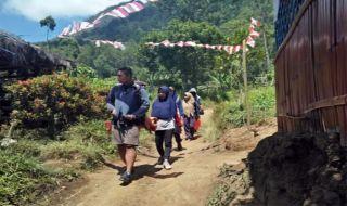 Evakuasi Pendaki