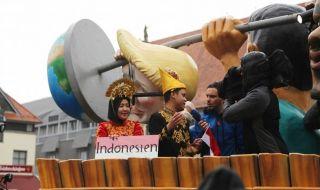 parade budaya, jerman, karnaval,
